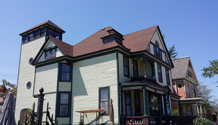 Before Shingle Roof Transformations