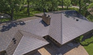 Metal Shingle Repair by First Response Roofing and Construction, LLC