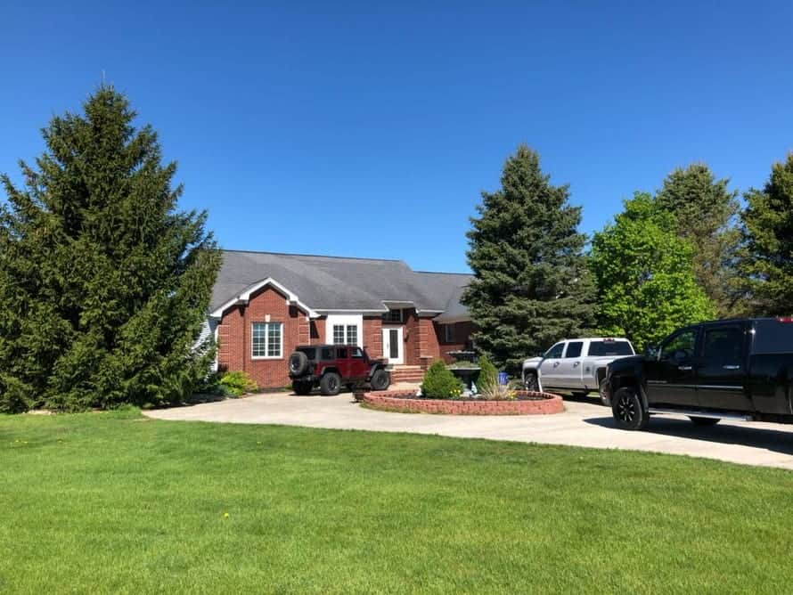 Full Aspahlt Roof Replacement by First Response Roofing and Construction, LLC