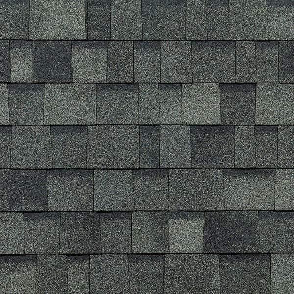 gray owens corning roof shingles